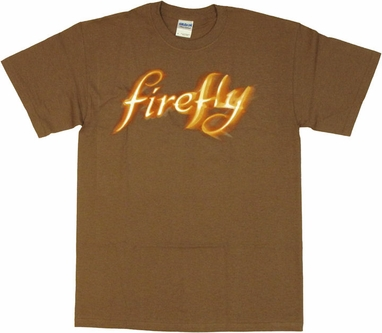 Firefly Name T-Shirt