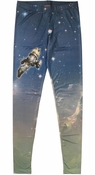 Firefly Ship Space Leggings