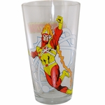 Firestorm Fist Glass