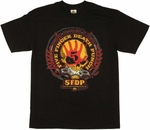 Five Finger Death Punch No Mercy T-Shirt