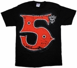 Five Finger Death Punch Pit Crew T Shirt
