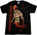 Five Finger Death Punch Way Fist T Shirt