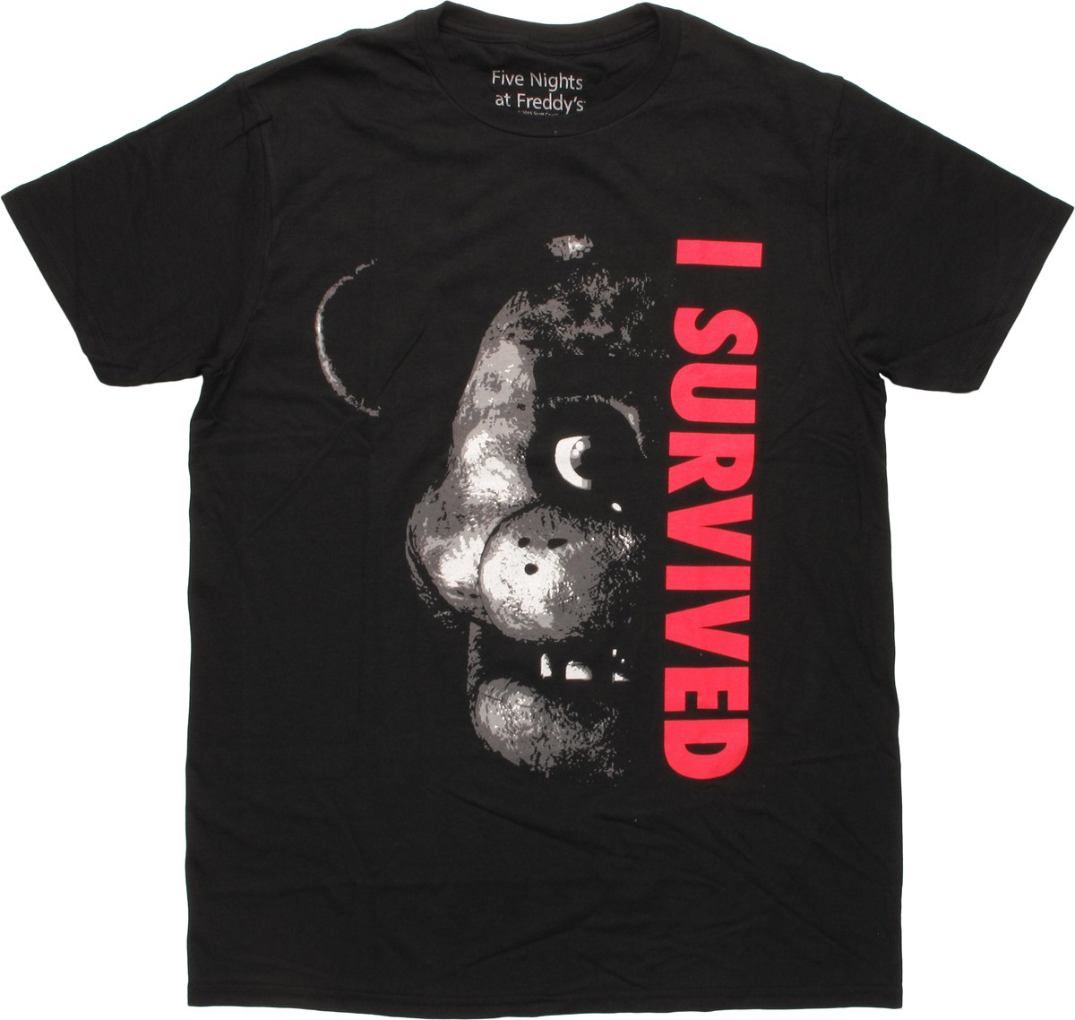 Five nights at freddy s i survived t shirt 5 jpg