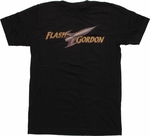 Flash Gordon Rocket T-Shirt Sheer