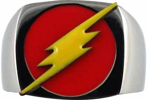 Flash Logo Ring