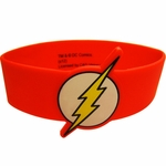 Flash Logo Rubber Wristband