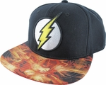 Flash Logo Sublimated Bill Hat