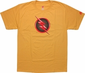 Flash TV Reverse Symbol T-Shirt