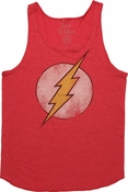 Flash Vintage Symbol Tank Top