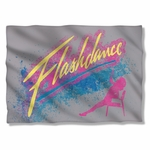 Flashdance Drops Pillow Case