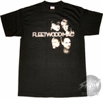 Fleetwood Mac Heads T-Shirt