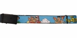 Flintstones Character Group Families  Mesh Belt