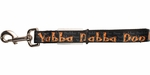Flintstones Fred Yabba Dabba Doo Black Pet Leash