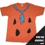 Flintstones Junk Food Shirts