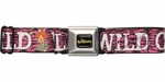 Flintstones Pebbles Wild Child Seatbelt Mesh Belt