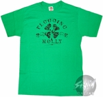 Flogging Molly Clover T-Shirt
