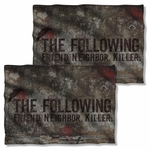 Following Crow FB Pillow Case