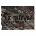 Following Crow Pillow Case