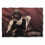 Forbidden Planet Poster Pillow Case