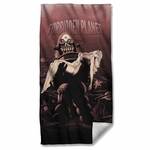 Forbidden Planet Poster Towel