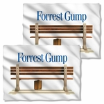 Forrest Gump Bench FB Pillow Case
