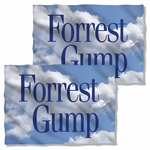 Forrest Gump Feather FB Pillow Case