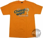 Fosters Home Cheese Want T-Shirt