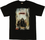 Four Horsemen Chosen Book Two T Shirt