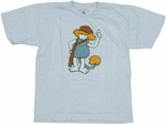Fraggle Rock Boober Youth T Shirt