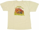 Fraggle Rock Gang Youth T Shirt
