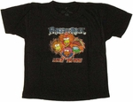 Fraggle Rock Live Infant T Shirt