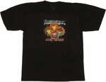 Fraggle Rock Live Youth T Shirt