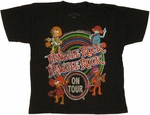 Fraggle Rock Tour Juvenile T Shirt