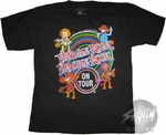 Fraggle Rock Tour Youth T-Shirt