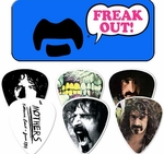 Frank Zappa Freak Out Guitar Pick Set