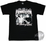 Frankenstein Bride Dead T-Shirt