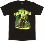 Frankenstein Chair T-Shirt
