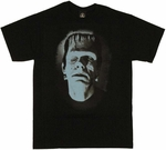 Frankenstein Face T Shirt