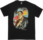 Frankenstein Grooming Wrench T Shirt