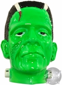 Frankenstein Head Belt Buckle