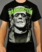 Frankenstein Name T Shirt