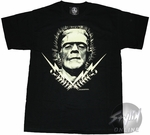 Frankenstein Transformers T-Shirt