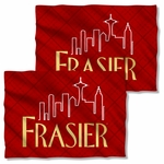 Frasier Logo FB Pillow Case