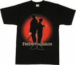 Freddy vs Jason T-Shirt