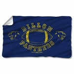 Friday Night Lights Dillon Panthers Fleece Blanket