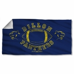 Friday Night Lights Dillon Panthers Towel