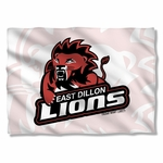 Friday Night Lights Lions Pillow Case