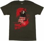 Friday the 13th Kill T Shirt Sheer