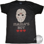 Friday the 13th Mamas Boy T-Shirt Sheer