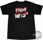 Friday the 13th Name T-Shirt